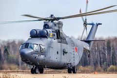 Mi-26 (RealHokum) Tags: airshow aviation kubinka mil mi26 halo helicopter russianairforce ef200400