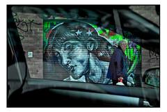 STREET ART by CARLOS ATOCHE. (StockCarPete) Tags: streetart londonstreetart urbanart graffiti shoreditchart london uk carlosatoche