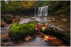 Sgwd Ddwli Waterfall, Pontneddfechan (neilholman) Tags: sgwdddwliwaterfall pontneddfechan brecon beacons