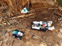 Deployment02 (LegoOri) Tags: lego alternate 31034 future flier spaceship scout