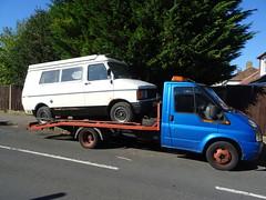 1981 Bedford CF Utopian Motor Caravan (Neil's classics) Tags: vehicle motorhome van 1981 bedford cf utopian motor caravan
