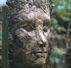 thetis 7 (origami joel) Tags: origami origamijoel thetis mask