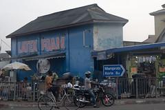 Kolonialwaren (k-os) Tags: accra shop blue jamestown ghana africa
