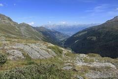 vue sur le val d'Hérémence (bulbocode909) Tags: valais suisse valdhérémence montagnes nature paysages nuages vert bleu hérémence