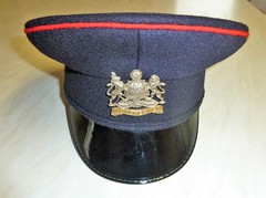 """The Manchester Regiment  """"The Bloodsuckers"""" (martyboy2 of Britain) Tags: the manchester regiment bloodsuckers british army lnfantry parade cap hank"""