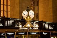 Main Concourse, Grand Central Terminal, Midtown Manhattan, NY (AperturePaul) Tags: mainconcourse grandcentralterminal newyorkcity newyork unitedstates america city nikon d600 architecture manhattan grandcentralstation station hall clock