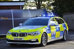 GX18 AMK (S11 AUN) Tags: sussex police bmw 530d xdrive 5series estate anpr traffic car rpu roads policing unit 999 emergency vehicle gx18amk