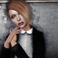 Hair Fair Taking Me To School (Artfx1) Tags: backdrop exposeur hairfair mavie poses uber vinyl