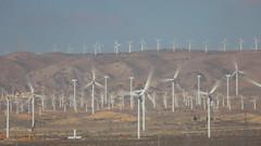 Mojave windmills (lenswrangler) Tags: lenswrangler digikam windmill mojave desert tehachapi energy electricity generation