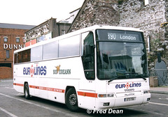 Bus Eireann VP41 (97D7818). (Fred Dean Jnr) Tags: buseireann volvo b10m plaxton premier parnellplacebusstation cork premiere eurolines vp41 97d7818 oil2416 p644jbc p4stx