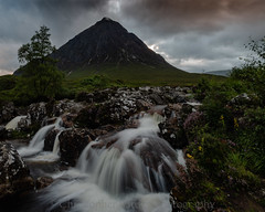 Buachaille Etive Mor Panoramic (Bards' POV) Tags: christopherbardenphotography appicoftheweek cokinfilters sigma1750mm canon750d longexposure clouds sky moodysky nationalpark nationalscenicarea scottishhighlands mountains waterfall rivercoupall stobdearg buachailleetivemor glenetive glencoevalley glencoe inverness scotland greatbritain gb uk