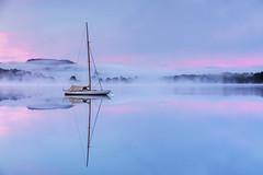 Serene Sunrise, Waterhead, Windermere, Lake District (MelvinNicholsonPhotography) Tags: windermere lakedistrict cumbria sunrise lake reflections