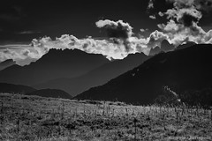 Shadow in the valleys.... (giobertaskin) Tags: canon clouds mountain contrasto bw valley valli valle shadows shadow ombra