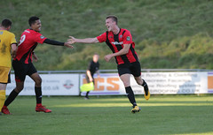 Lewes 2 Folkestone Invicta 0 20 10 2018-180-2.jpg (jamesboyes) Tags: lewes folkestoneinvicta football soccer fussball calcio voetbal amateur bostik isthmian goal score celebrate tackle pitch canon 70d dslr