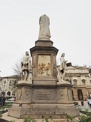 達文西像 | Milano, Italy (sonic010739) Tags: olympus omd em5markii olympusmzdigital1240mm italy milano