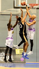DSC_4429 (grahamhodges3) Tags: basketball londonlions glasgowrocks bbl emiratesarena glasgow