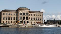 National Museum (HansPermana) Tags: stockholm sweden schweden sverige nordic scandinavia skandinavien nordeuropa northeurope eu europe europa august 2018 summer city islands sea water architecture