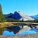 Lembert Dome Reflection, Tuolumne River, Yosemite 10-8-18