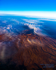 Looking Down at Altostratus Clouds From 24K Feet (AvgeekJoe) Tags: aerialphotograph d5300 dslr nikon nikond5300 tamron18400mm tamron18400mmf3563diiivchld aerial aerialphoto aerialphotography