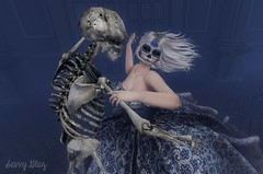 LastDance (♥Savvy Quinn♥) Tags: tableauvivant pinkfuel catwapowderpack powderpack maitreya ndmd thetrunkshow theannex lepoppycock theposefair posefair foxcity limit8 halloween spooky ghost horror dayofthedead sad skeleton secondlife secondlifeblogging secondlifeevent secondlifefashion secondlifeevents eventsinsecondlife eventsinsl events event eventsinslfashion slevents sl sllooksgoodtoday slfashion fashioninsecondlife fashion newevent newitems newclothes