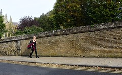 Long Wall (Bury Gardener) Tags: ely cambridgeshire england uk 2018 nikond7200 nikon eastanglia britain streetphotography street streetcandids snaps strangers candid candids people peoplewatching folks