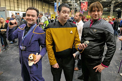 DST 2018 - 072 (Jyoti Mishra) Tags: dst 2018 dst2018 destination star trek startrek destinationstartrek nec birmingham tos tng voyager ds9 enterprise discovery tas convention sfconvention
