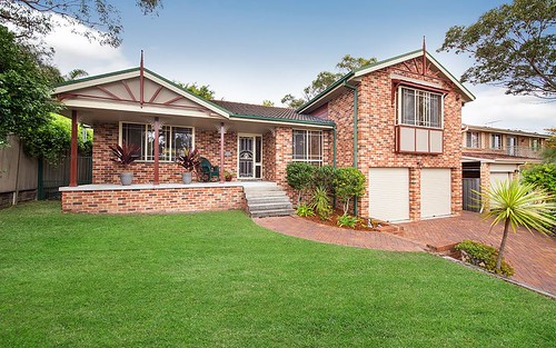 155 Brushwood Drive, Alfords Point NSW