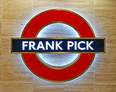 Fit for Purpose (aecsouthall) Tags: londonunderground piccadillycircus frankpick lptb londontransport londonpassengertransportboard beautyimmortality