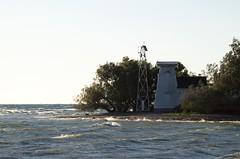 Point Traverse Lighthouse (S. J. Coates) Tags: lighthouse princeedwardcounty princeedwardpointnwa lakeontario lake water
