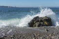 _DSC4864 (Azurel96) Tags: beach playa mar ocean sea shore seashore waves submarine marine asturias nature natural beauty colorful sky skyline landscape water