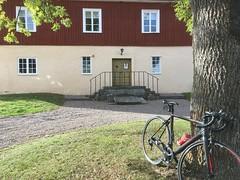 Binnebergs courthouse, built 1641 (Göran Nyholm) Tags: