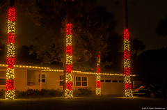 2015.01.01.3431 Candy Cane Trees (Brunswick Forge) Tags: grouped florida 2015 atlanticbeach architecture lights winter newyearsday night newyearsnight favorited christmas