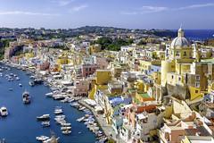 Ile de Procida (nietsab) Tags: naples napoli italie canon 600d 24mm nietsab procida ile landscape colour