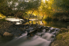 Fall Colors (Vic fine art photography) Tags: canon falls colors river rural reflection reflections heaven kerncountyriver lake landscape water wild wow explore evening travel trees tree dawn sky sunset scenery