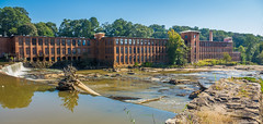 Old Textile Mill – Porterdale, Georgia (Lee Edwin Coursey) Tags: mill usa georgia southexplore southern old coursey south sonyrx10m3 building rural ruralamerica