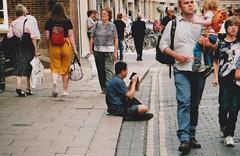 york35mm10 (Emma Conner) Tags: york street photography people candids streetphotography northyorkshire urban city 35mm 35mmphotography filmphotography olympusis500 kodakfilm kodak
