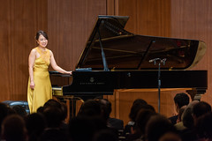 180927 Azumi Nishizawa @ Suntory Hall Blue Rose-09.jpg (Bruce Batten) Tags: friendsacquaintances honshu japan locations musicalinstruments occasions people performances reflections subjects tokyo