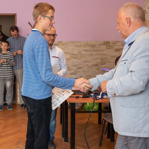 Grand Prix Spółdzielni Mieszkaniowej w Szachach Turniej VII-157