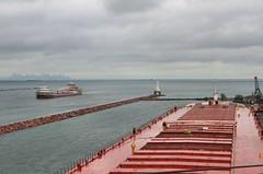 Indiana Harbor activity (knutsonrick) Tags: