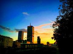 Final (Nikar1) Tags: varsovia viaje polonia ciudad anochecer puesta de sol