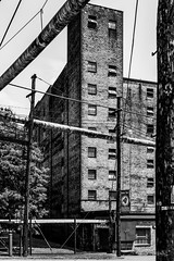 Unchanged by the Passage of Time (ProPeak Photography - Thanks for 900,000 views!) Tags: america architecture bw bourbon bourbontrail buffalotrace buildings distillery famousplace frankfort industrial internationallandmark kentucky monochrome nationalhistoriclandmark nationalregisterofhistoricplaces northamerica rickhouse spring texture touristattraction traveldestination travelandtourism trees usa unitedstates whiskey