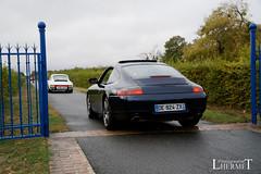 20181007 - Porsche 911 (996) Carrera 3.4i 301cv - S(4116) - CARS AND COFFEE CENTRE - Chateau de Longue Plaine (laurent lhermet) Tags: carreras carrera chateaudelongueplaine domainedelongueplaine porsche911carrera porsche porsche911 porsche996 sel18105f4 sonya6000 sony sonyilce6000