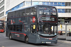 'National Express West Midlands' Alexander Dennis Enviro 400MMC '6705, Amy Sam' (YX15 OXZ) (K.L.Jenkins) Tags: nationalexpress westmidlands alexander dennis enviro 400mmc 6705 amy sam yx15oxz nxwm prioryqueensway birmingham