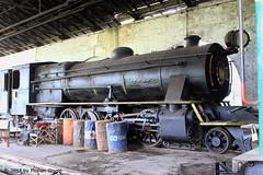 I_B_IMG_0579 (florian_grupp) Tags: asia myanmar burma train railway railroad myanmarailways southeast metergauge metregauge 1000mm steam locomotive scrap yard vulcan foundry pyuntaza