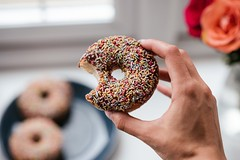 Bite breakfast cake - Credit to https://homegets.com/ (davidstewartgets) Tags: bite breakfast cake candy chocolate delicious dessert donuts doughnuts food homemade indoors pastry sugar sweets treats