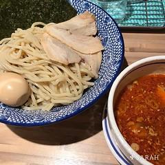 時田で特製辛つけ麺。ピリピリきて旨い! #salameshi #つけ麺 #ramen #masa_ramen (msym_a4) Tags: ifttt instagram