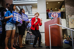 What Happens When Multiple Women Run for President? Democrats Are Starting to Find Out (kwaqas504) Tags: bbc news world ccn new york times