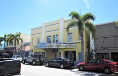 Lake Worth Playhouse 9756 (Tangled Bank) Tags: downtown lake worth florida town city urban street commercial building structure old classic vintage theater theatre shop