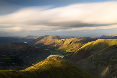 Brotherswater (Rico the noob) Tags: 2018 d850 lakedistrict 2470mm nature outlook mountains outdoor hills 2470mmf28 clouds trees tree uk horizon published sky dof lake longexposure landscape mountain