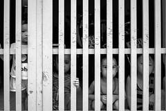 Children in the town (-clicking-) Tags: streetphotography streetlife streetportrait dailylife life children childhood childish childlike vietnamesechildren blackandwhite blackwhite nocolors monochrome monotone bw